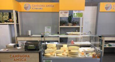 I nostri formaggi bio nei mercati di Campagna Amica di Pordenone e Udine
